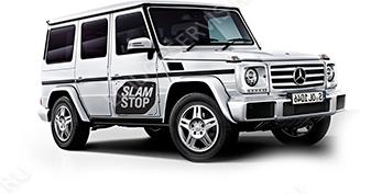 SlamStop доводчики дверей для Mercedes-Benz G-класс