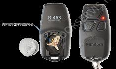 Брелок Pandora R 463