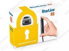 Подкапотный блок StarLine R6