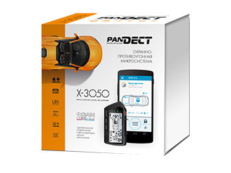 Pandect X 3050