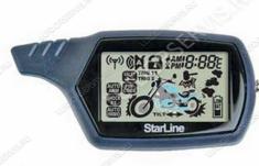 Брелок StarLine V7 Moto