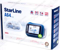 StarLine A64 GSM