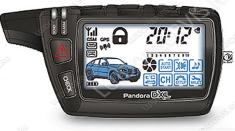 Брелок LCD Pandora D5000
