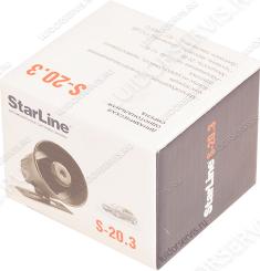 Сирена StarLine SB 20