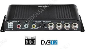 TV-тюнер INCAR DTV-16