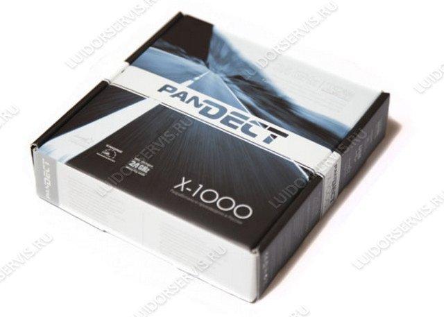 Фотография продукта Pandect X-1000