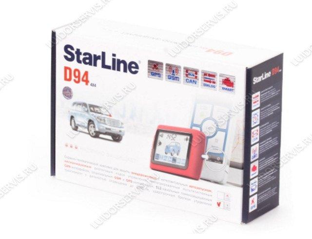 Фотография продукта StarLine D94 2CAN GSM
