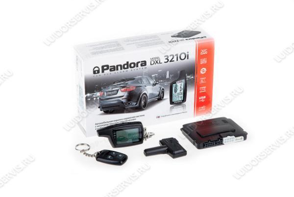 Фотография продукта Pandora DXL 3210i