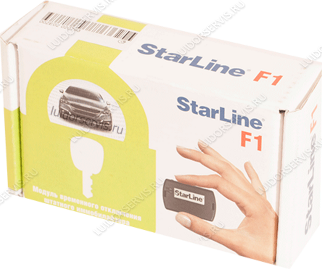 Фотография продукта StarLine F1
