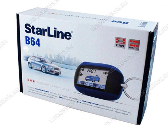 Фотография продукта StarLine B64 GSM/GPS