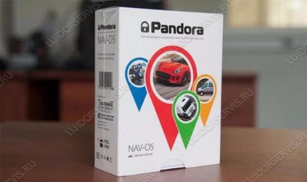 Фотография продукта Pandora NAV-05