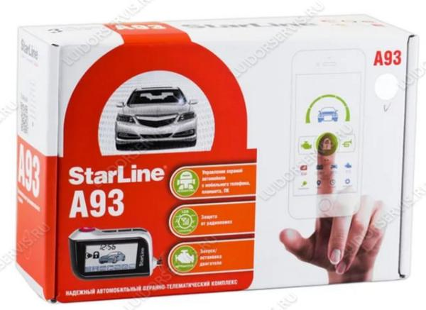 Фотография продукта StarLine A93+2CAN+2LIN