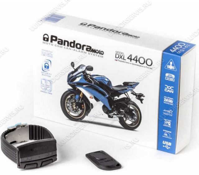 Фотография продукта Pandora DXL 4400 Moto