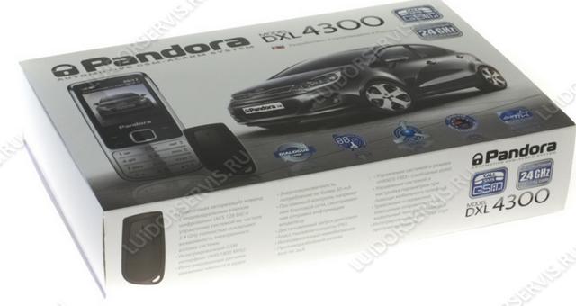 Фотография продукта Pandora DXL 4300