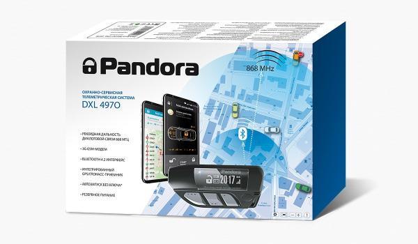 Фотография продукта Pandora DXL 4970