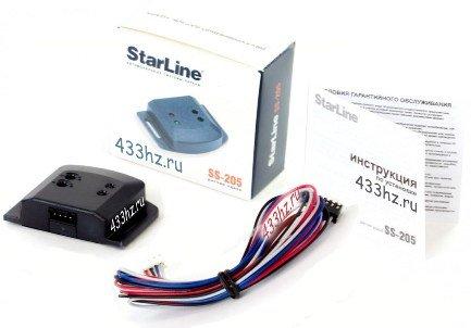 Фотография продукта StarLine SS-205 (датчик удара)