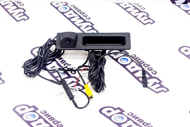 Фотография продукта Комплект для подключения камеры з.в. на BMW X5 (F15)