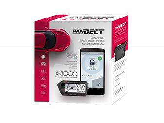 Фотография продукта Pandect X 3000