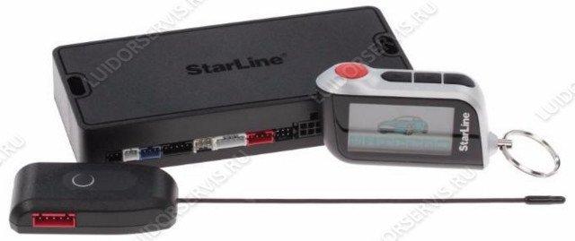 Фотография продукта StarLine A63 ECO