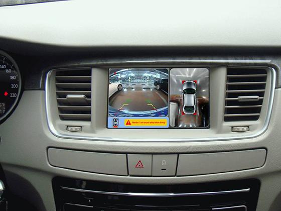 Фотография продукта Интеллектуальная парковочная система кругового обзора