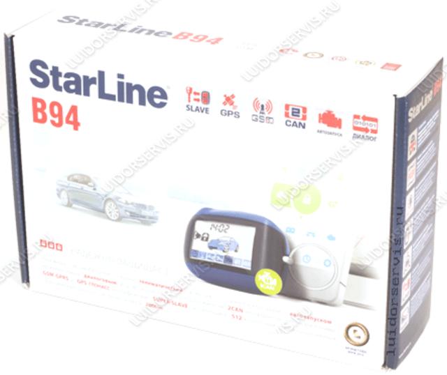 Фотография продукта StarLine B94 GSM/GPS