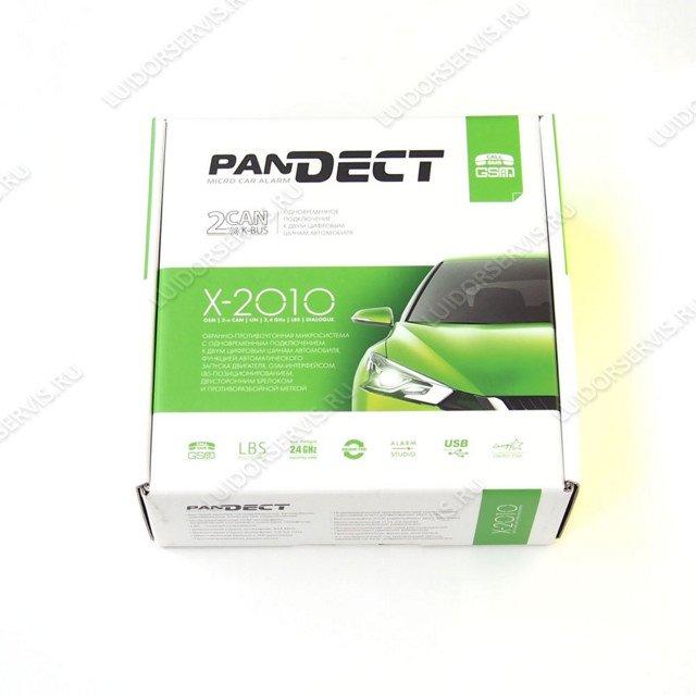 Фотография продукта Pandect X 2010
