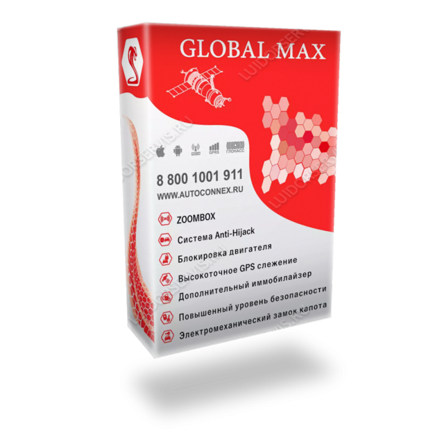 Cobra Connex Global Max