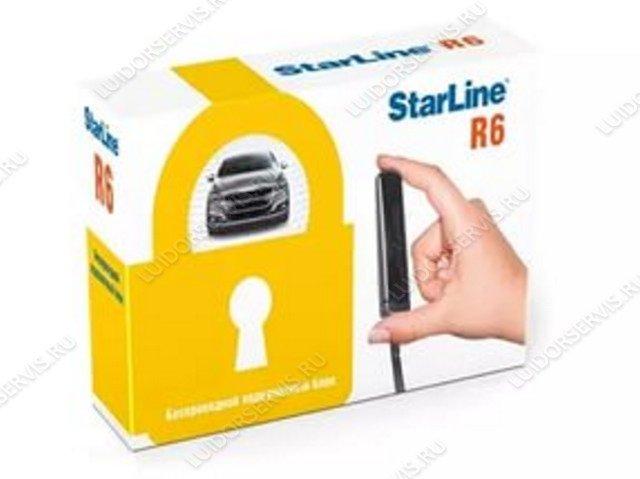 Фотография продукта Подкапотный блок StarLine R6