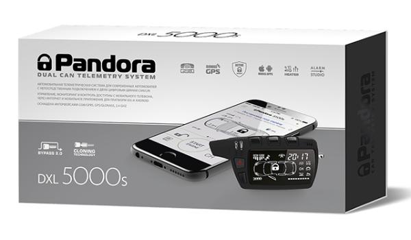 Фотография продукта Pandora DXL 5000S (NEW v2)