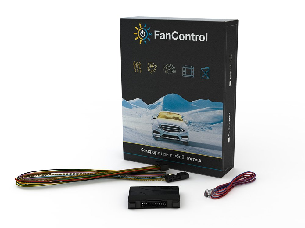 Фотография продукта FanControl B2 + EasyStart Select